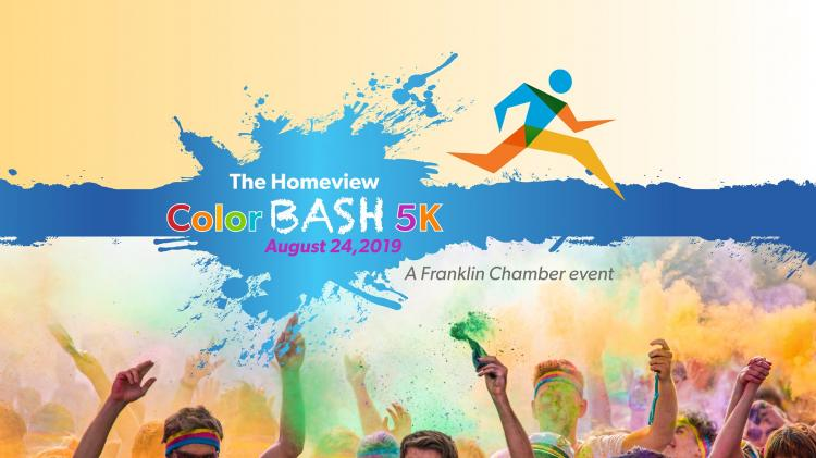 2019 Homeview Color Bash 5K