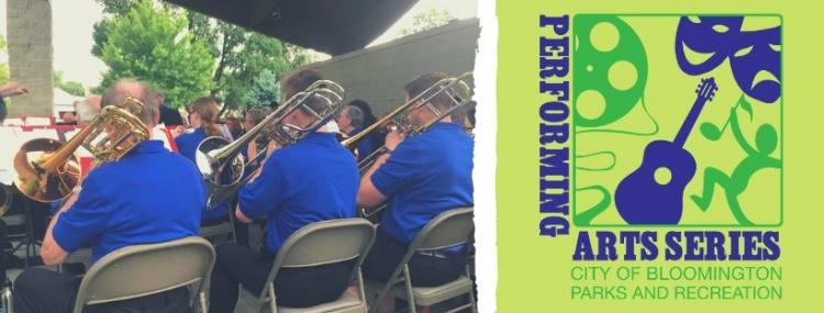 Rescheduled Date: An Evening with the Bloomington Community Band