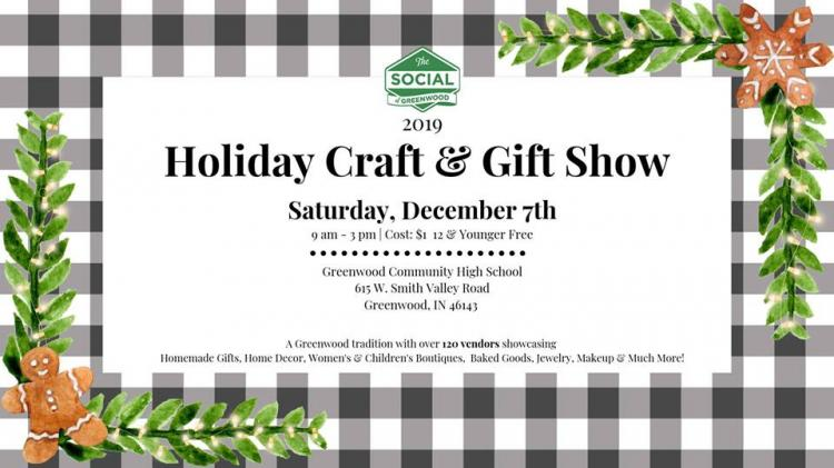 2019 Greenwood Holiday Craft & Gift Show