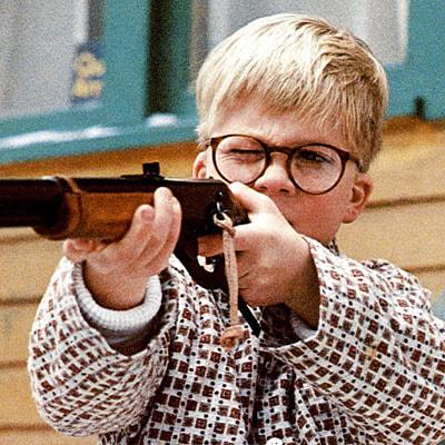 A Christmas Story at Artcraft Theatre