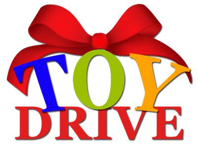 Greenwood Fire Dept Toy Drive