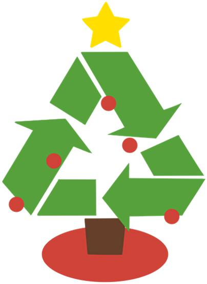 Curbside Christmas Tree Collection