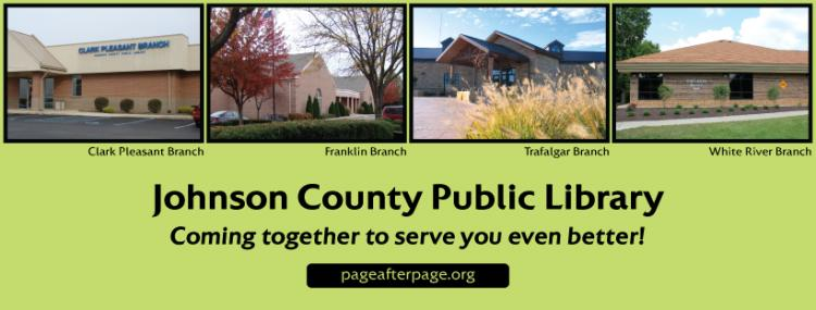 Johnson Co Public Library Adult Book Clubs
