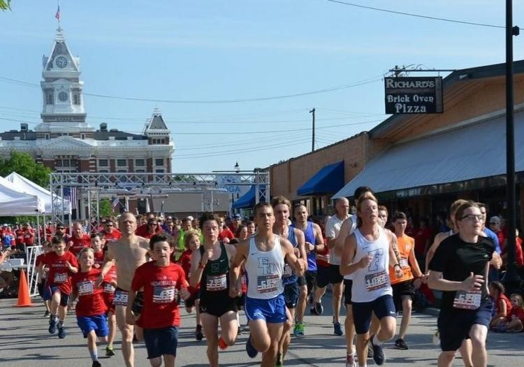 Memorial Day Mile 2020 - Canceled