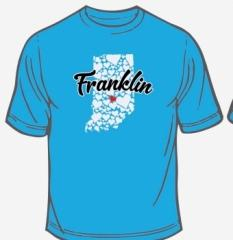 Support LOCAL Franklin T-Shirt Sale