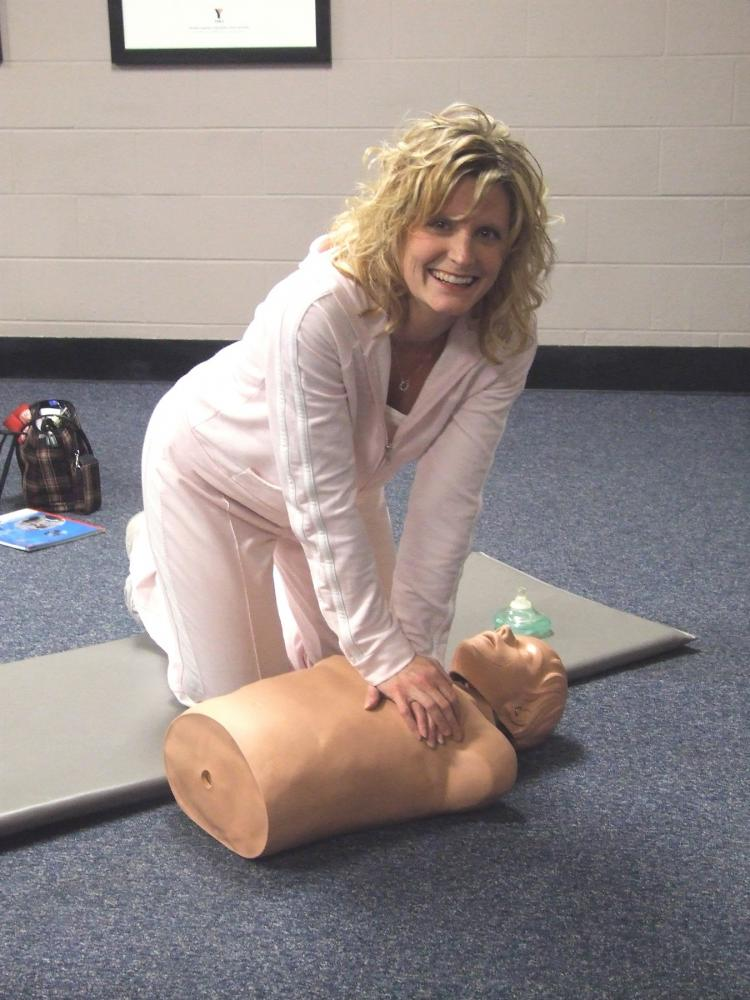 CPR Certification Training - Monroe County YMCA