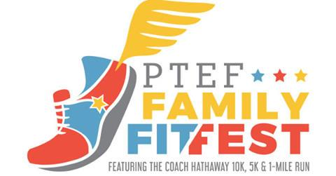 PTEF Family FitFest - Virtual Run