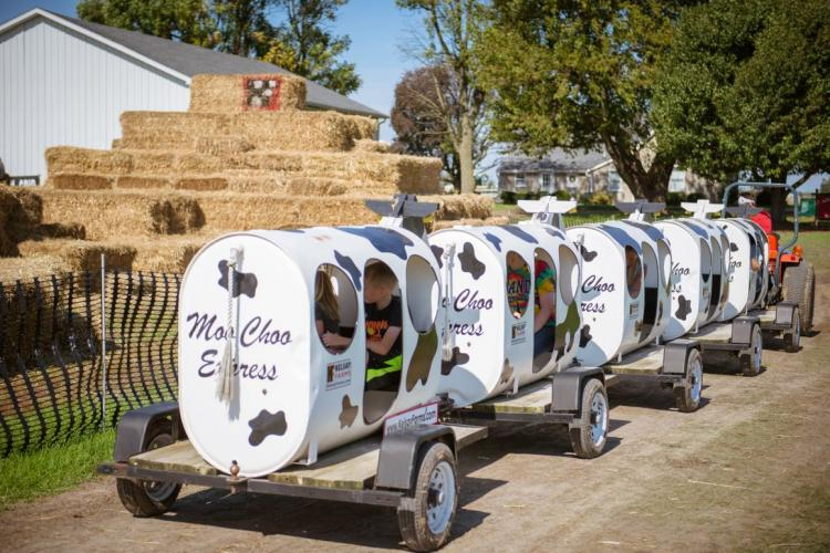 Experience the Farm at Kelsey Farms
