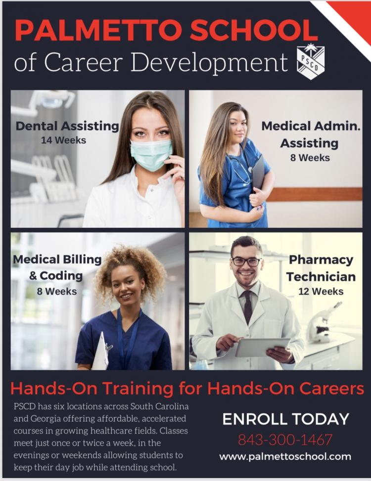 Registration Going On Now for New Dental Assistant Class Starting May 5th