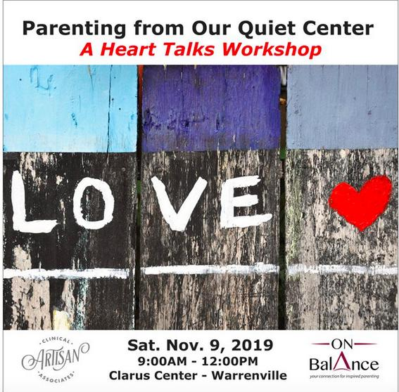 Parenting from Our Quiet Center