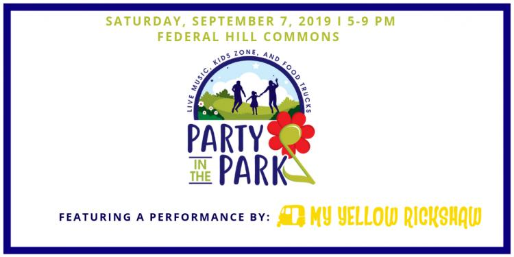Party in the Park at Federal Hill Commons