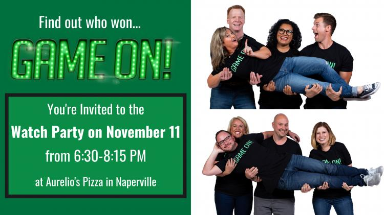 Watch Party for Game On! TV Sitcom Showdown
