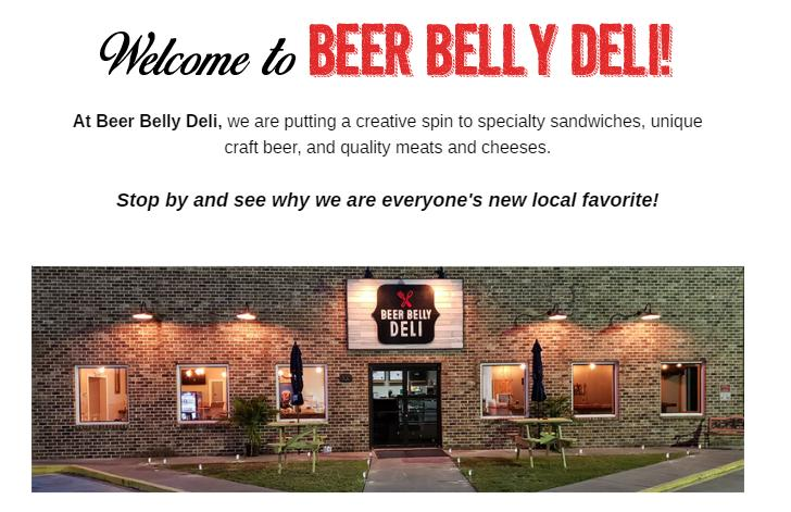 $4 House Wines Every Thurs. at Beer Belly Deli in Murrells Inlet