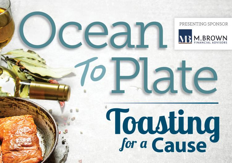 Ocean to Plate: Toasting for a Cause