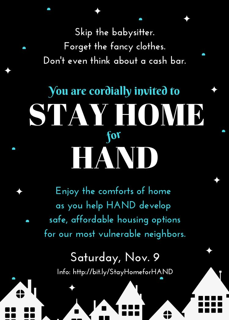 Stay Home for HAND