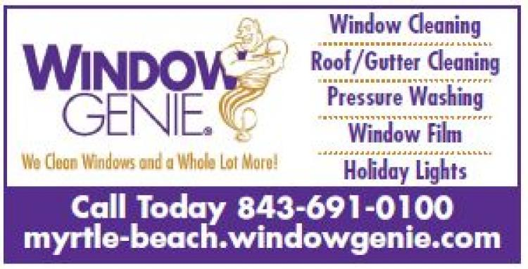 FREE Estimate Window Cleaning Inside & Out $269 Window Genie up to 30 Windows