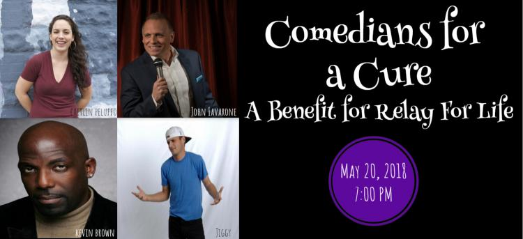 Comedians for a Cure: A Benefit for Relay for Life