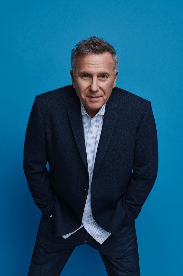 Paul Reiser With opening guest- Vance Gilbert
