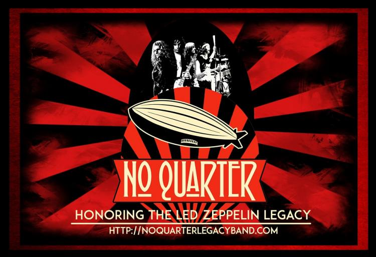 No Quarter- Tribute to Zeppelin's Legacy