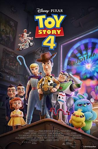 """Free Showing of """"Toy Story 4"""""""