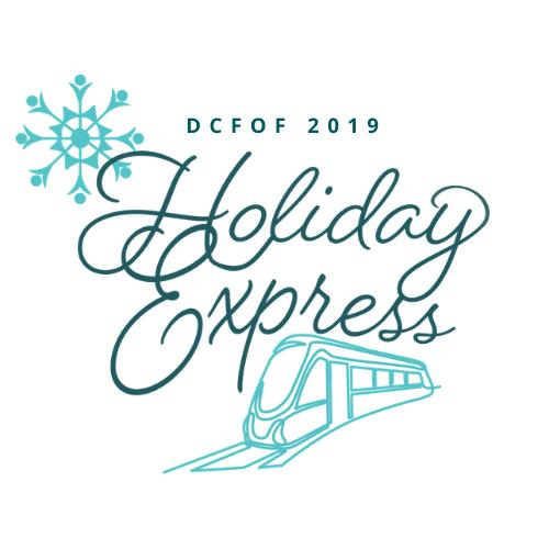 Denton County Friends of the Family Holiday Express 2019