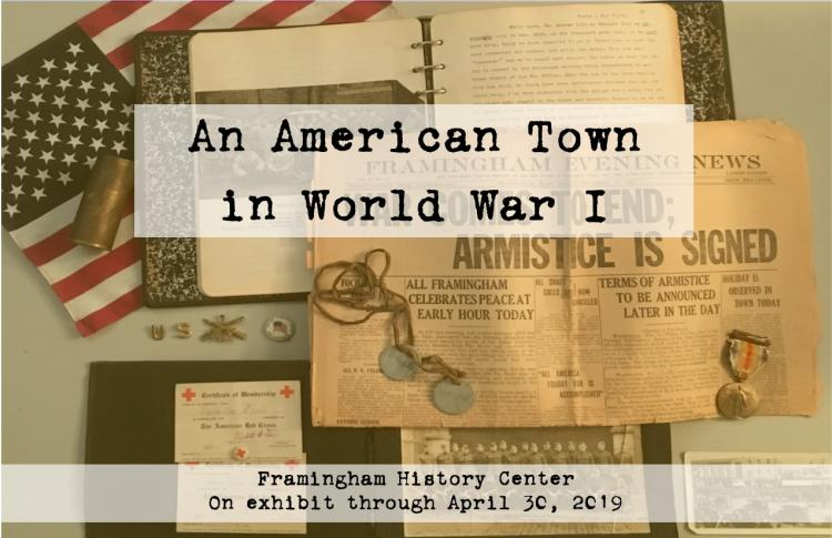 Exhibition: An American Town in World War I