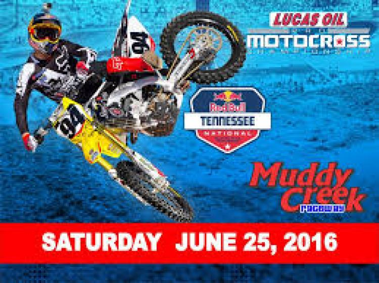 Endurocross at the Tennessee PRO National - Muddy Creek Raceway