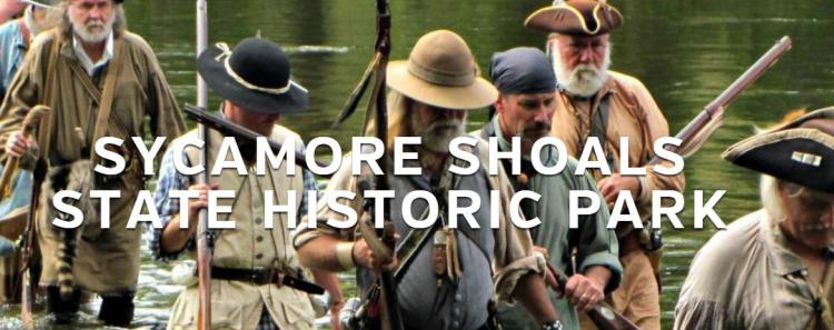 Walking in Frontier Footsteps - Sycamore Shoals