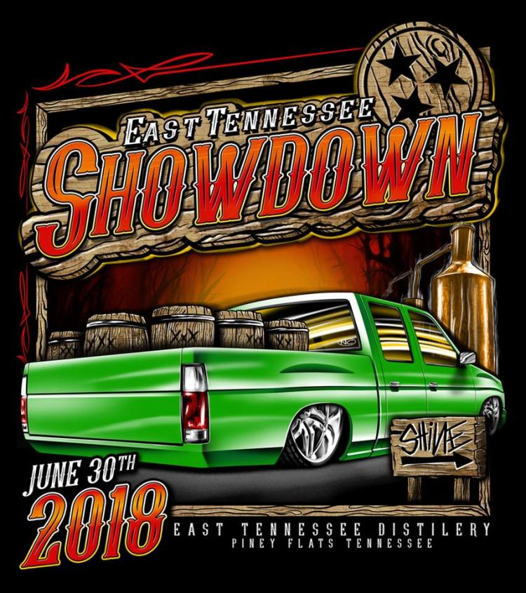 East Tennessee Showdown Car Show