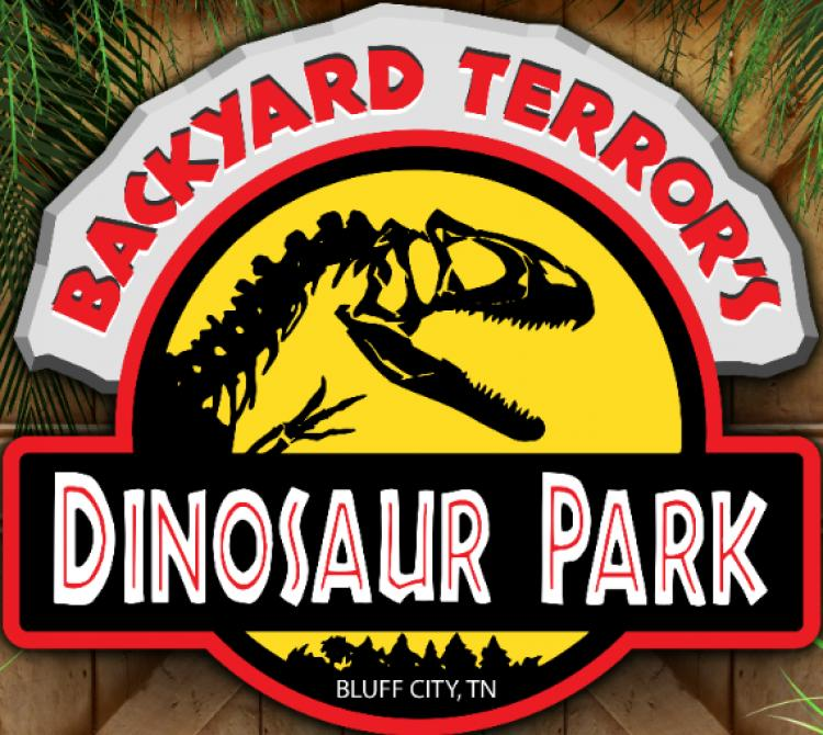 Backyard Terrors Jurassic World Fundraiser