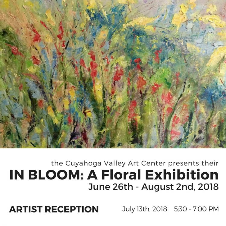CVAC IN BLOOM: A Floral Exhibition