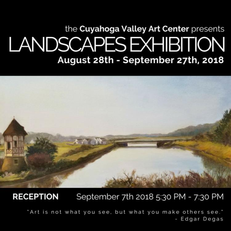 CVAC Landscapes Exhibition
