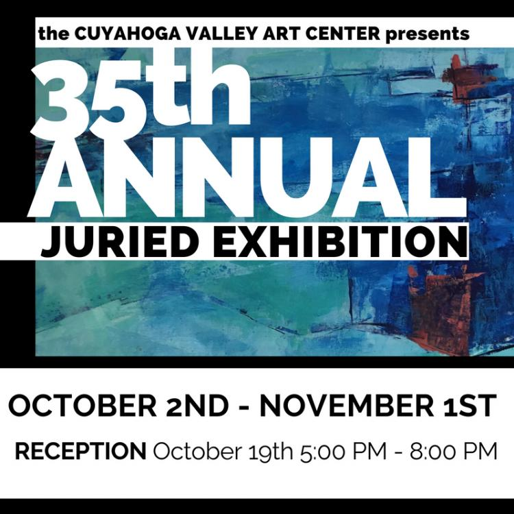 CVAC 35th Annual Juried Exhibition