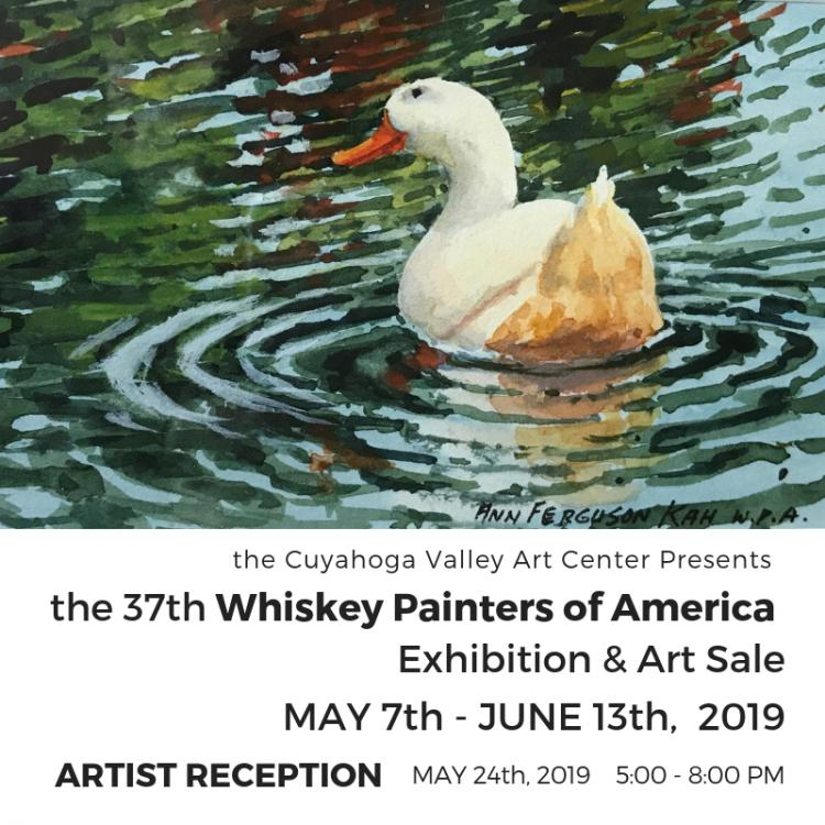 The 37th Whiskey Painters of America Exhibition & Art Sale