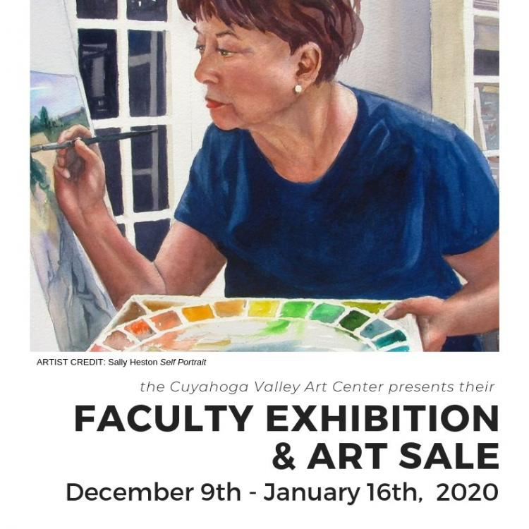 CVAC Faculty Exhibition