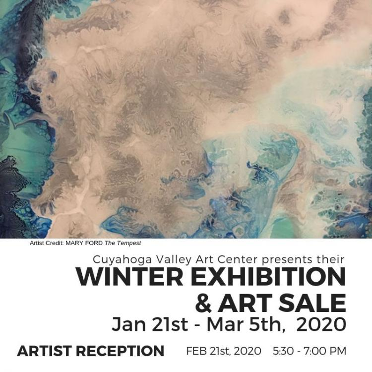 CVAC CALL FOR ARTISTS: WINTER EXHIBITION