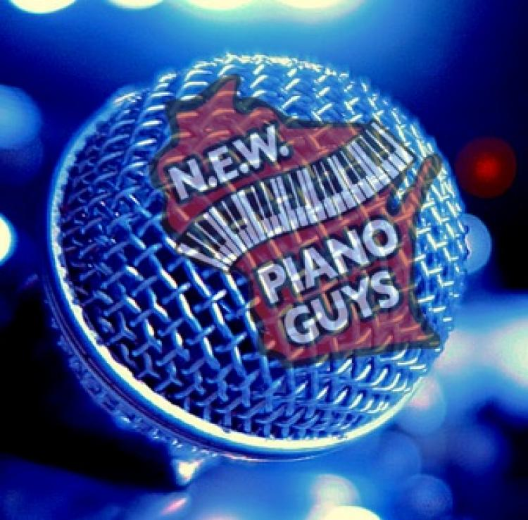 Dueling Pianos with the NEW Piano Guys (Adults Only!) @ The Golf Club at Camelot