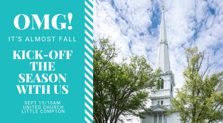 Fall Kick-Off Sunday