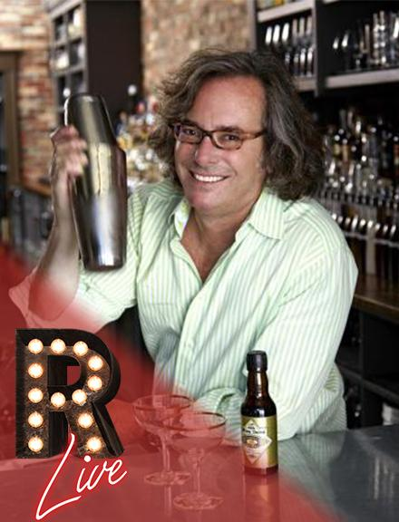 Bar Takeover: Cocktail Whisperer Warren Bobrow