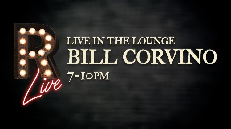 Live in the Lounge: Bill Corvino