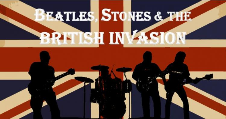 CLASP Benefit - British Invasion Concert