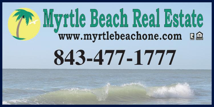 Myrtle Beach Real Estate Can Tell You Your Home's Value or Find Your Dream Home