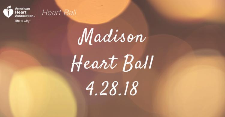 2018 Madison Heart Ball