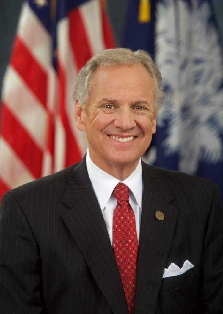 Roundtable Lunch with SC Gov. Henry McMaster
