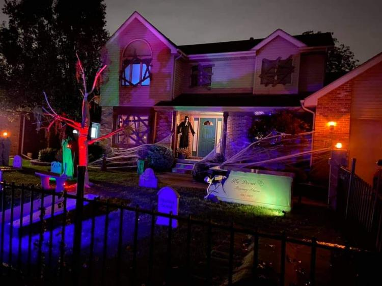 Skarva Manor Haunted House - 5384 72nd Ave Schererville