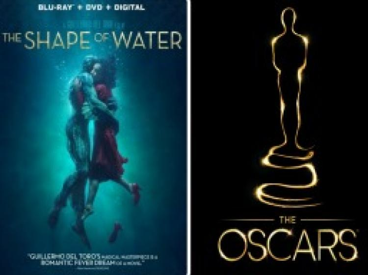 Pequot Presents:  The Oscars The Shape of Water