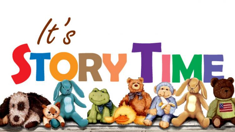 Children's Storytime (Lake Bluff Public Library)