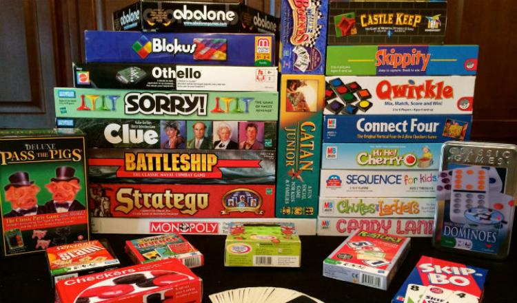 Teen Game Night (Lake Bluff Public Library)