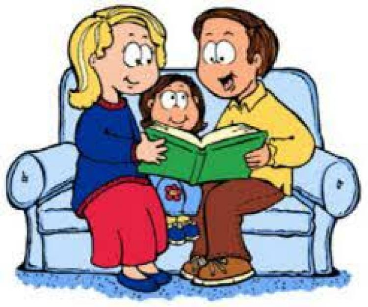 Parent/Child Book Group (Lake Bluff Public Library)