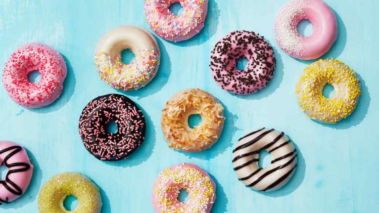 Dads and Doughnuts (Lake Bluff Public Library)